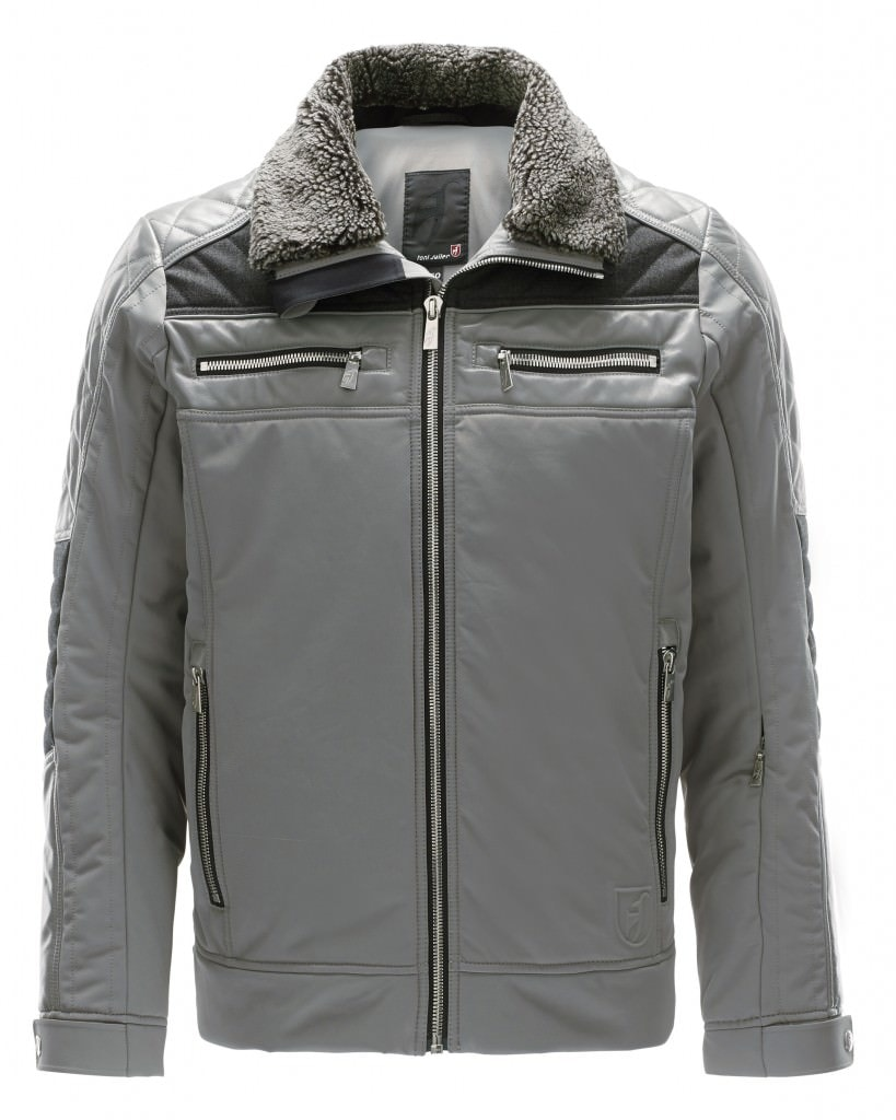 Ryan Fur limited edition jacket