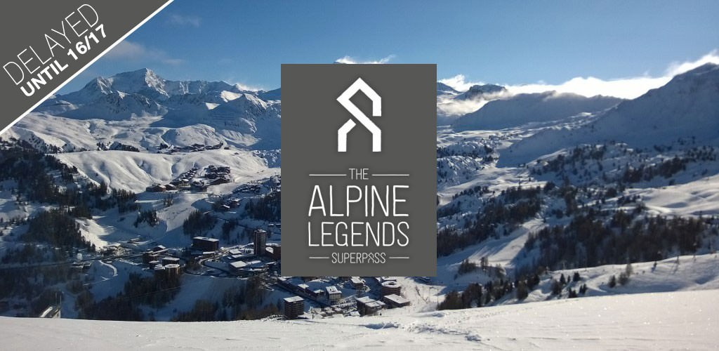 Alpine Legends ski pass launch delayed until 2016/17