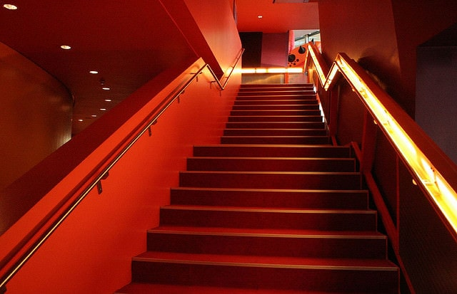 Staircases for exercises