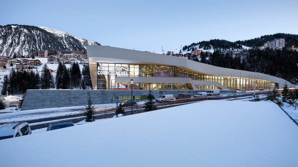 French ski resort developments on track for completion
