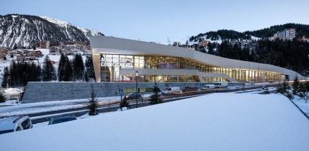Aquamotion centre courchevel