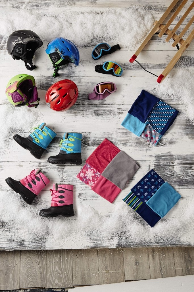 Children's Ski Clothing from Aldi