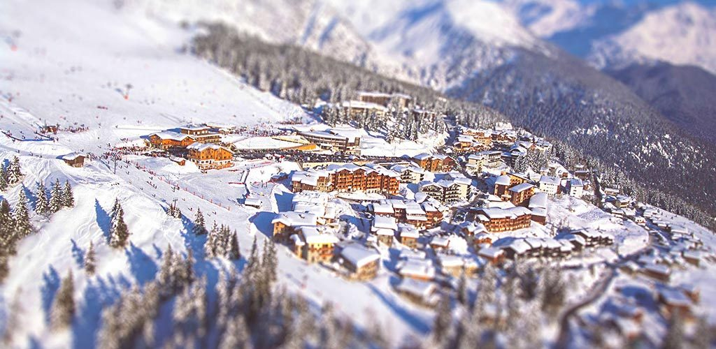 Ski Resort Guide: All about La Rosiere