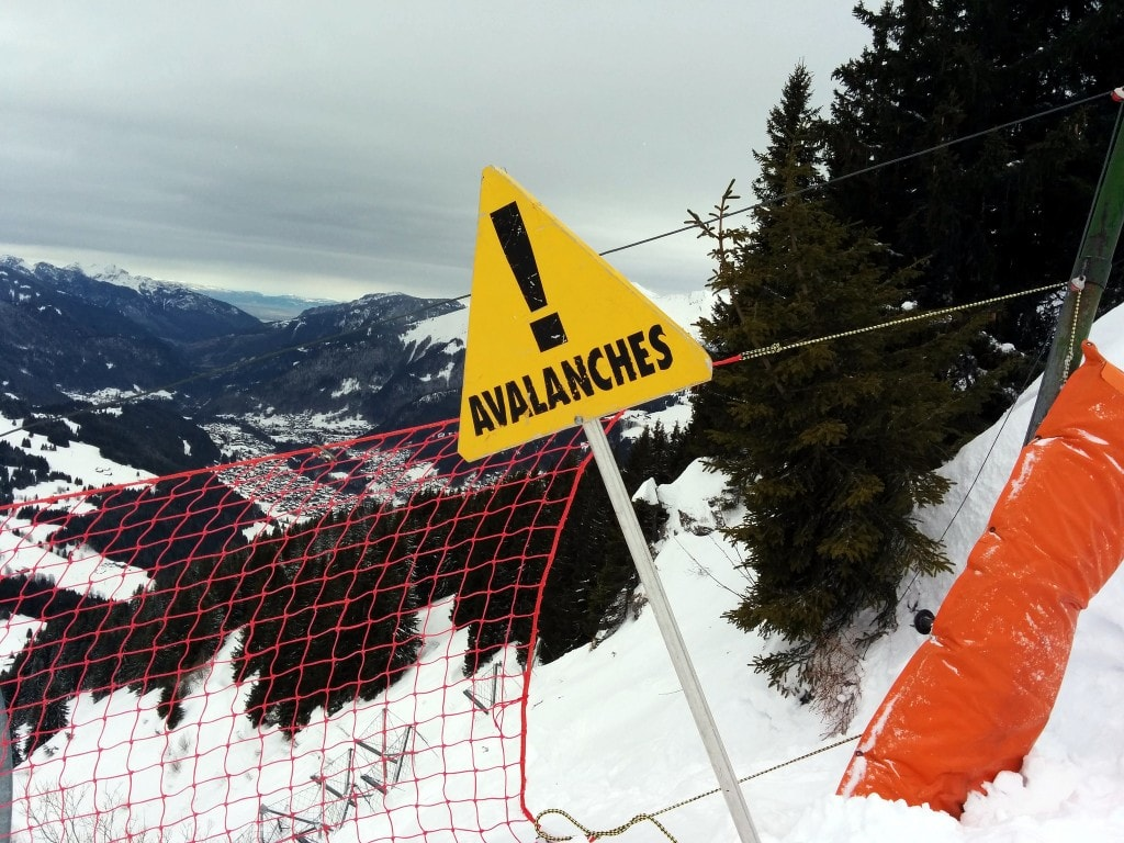 Ski schools in France trained for avalanche safety
