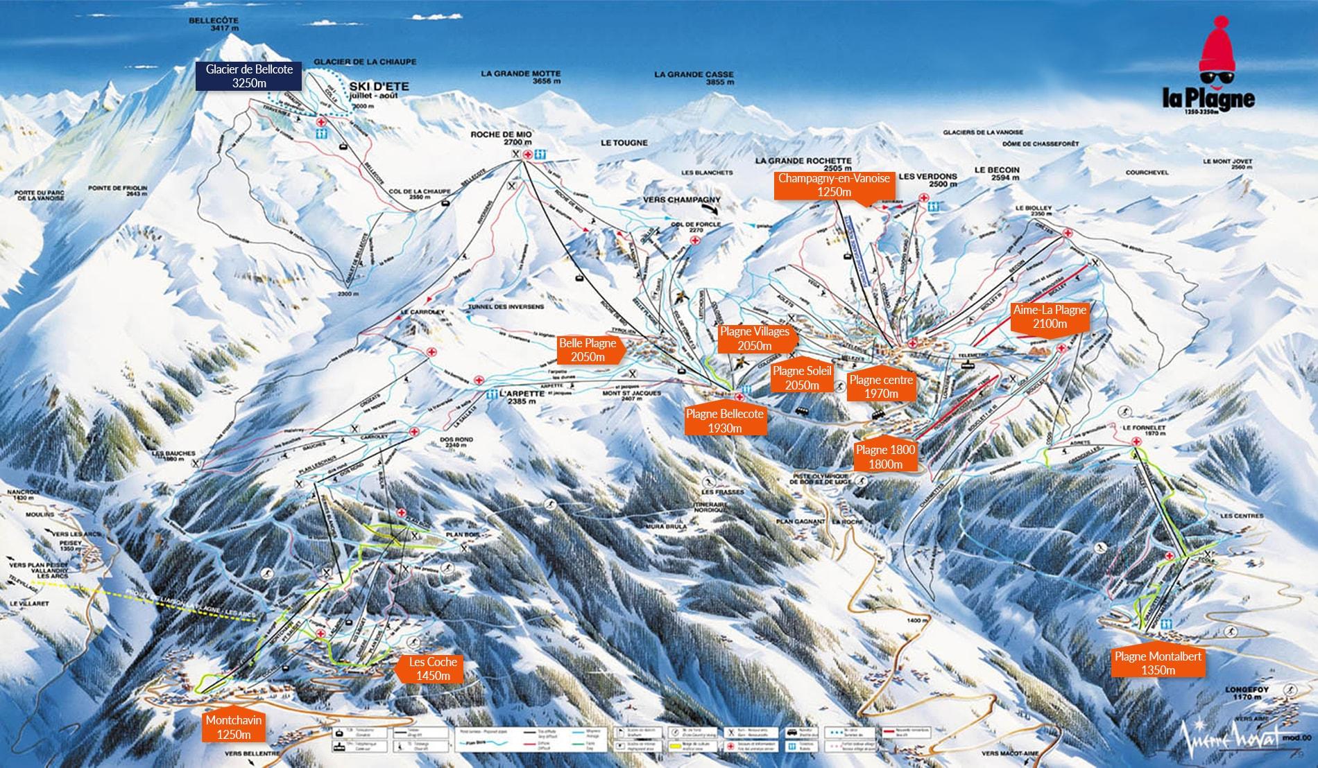 La-Plagne-Piste-Map-Large