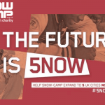 snow camp meribel event