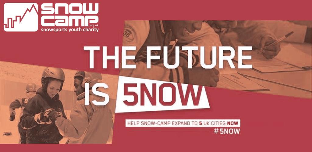 snow camp meribel event