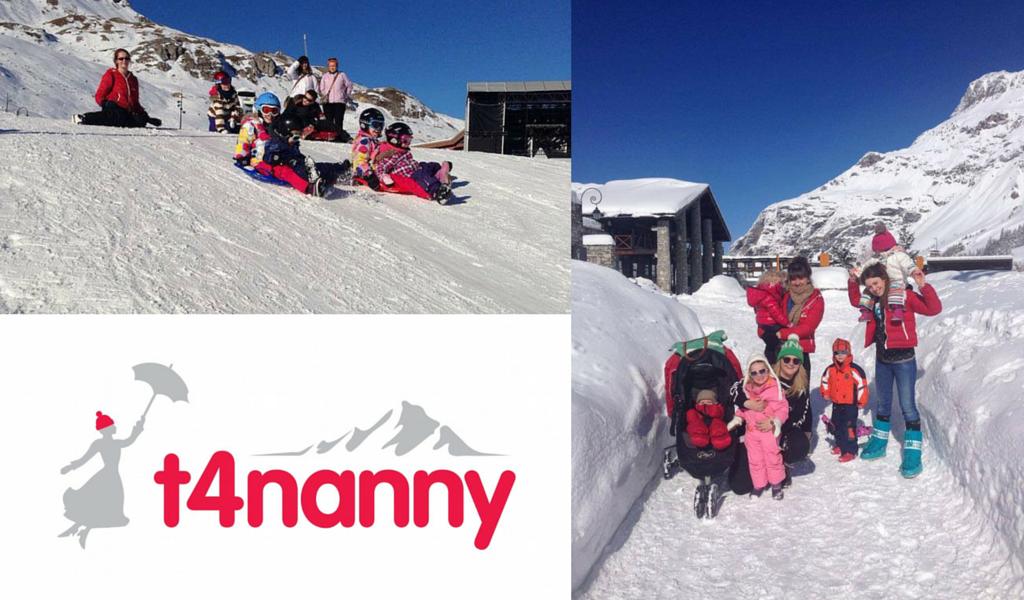 T4 Nanny family ski holidays