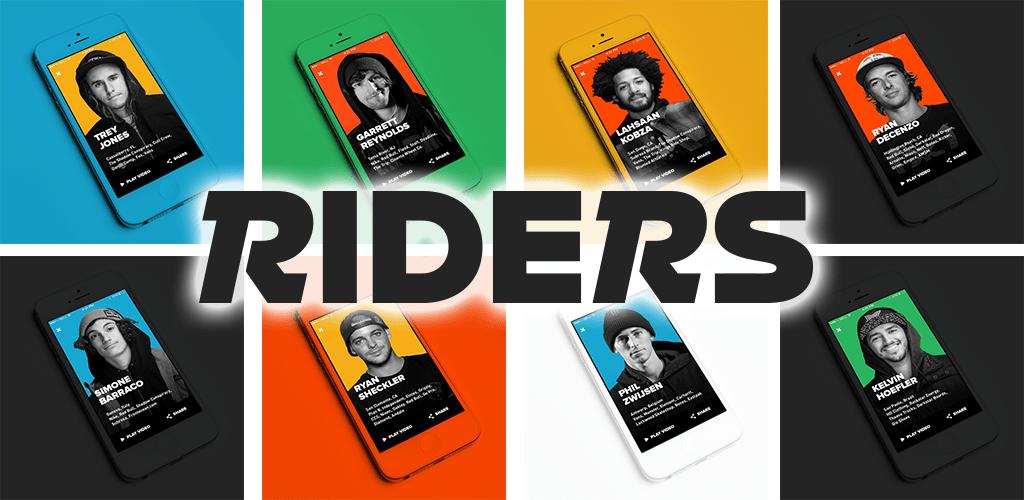 The Riders App