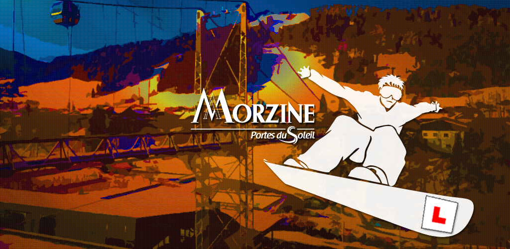 Morzine, great for beginner snowboarders