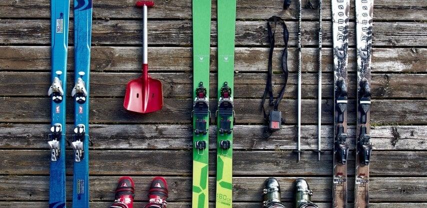 hiring skis vs. buying skis - guide