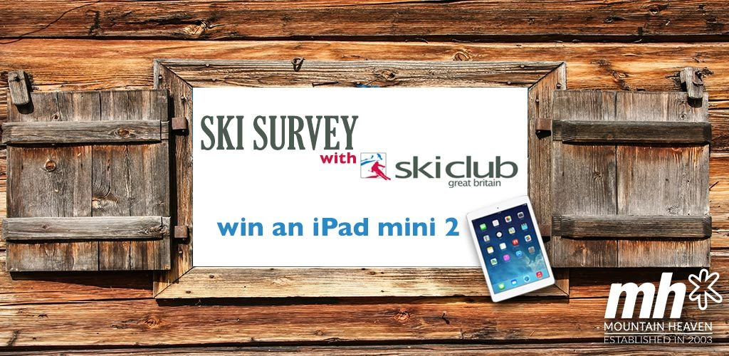 Ski Survey Competition