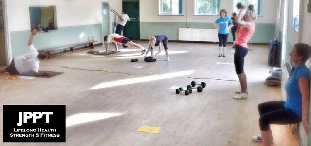 John Pilkington Personal Trainer circuits