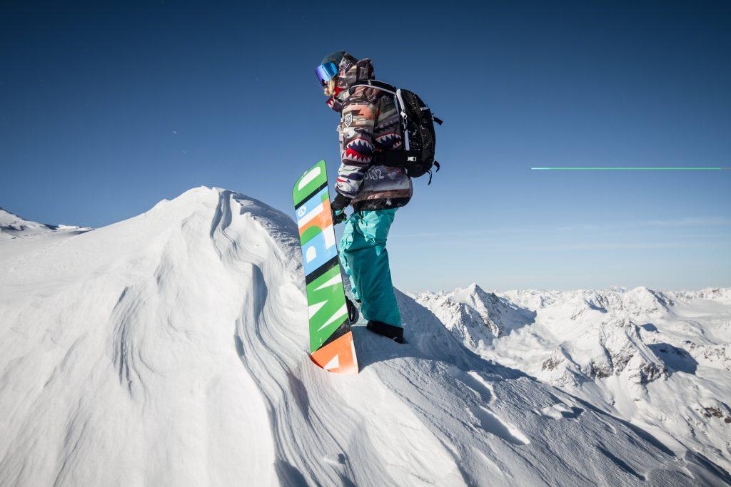Paradigma snowboard