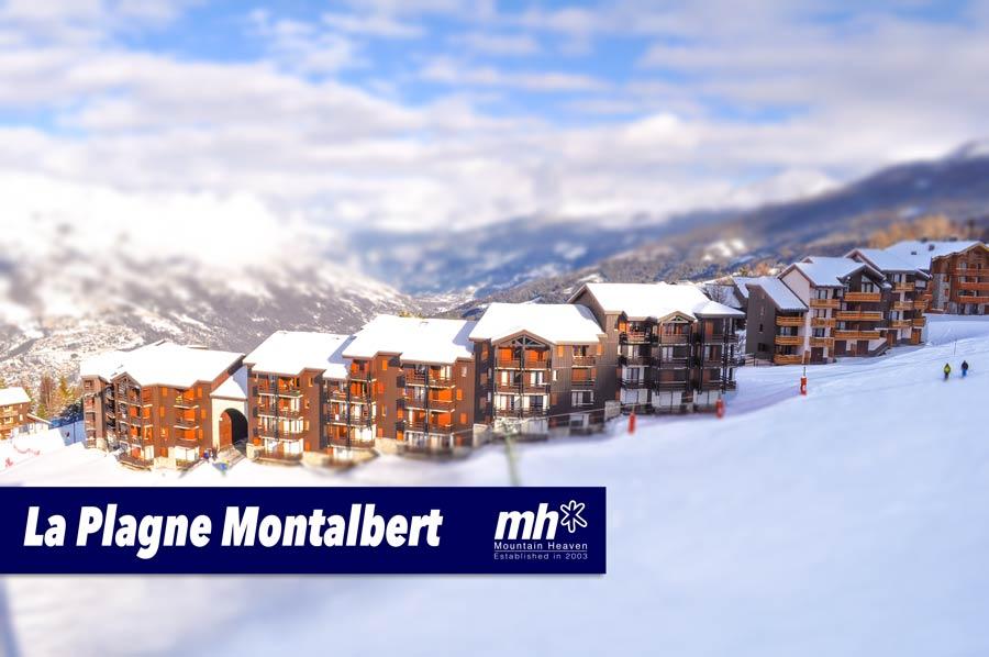 La Plagne Montalbert Ski Accommodation