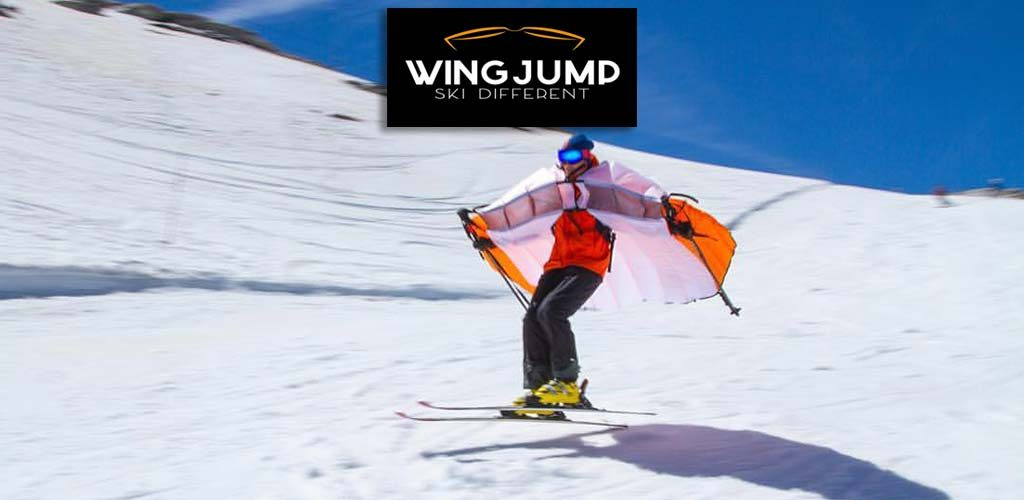 New ski gear - Wing Jump