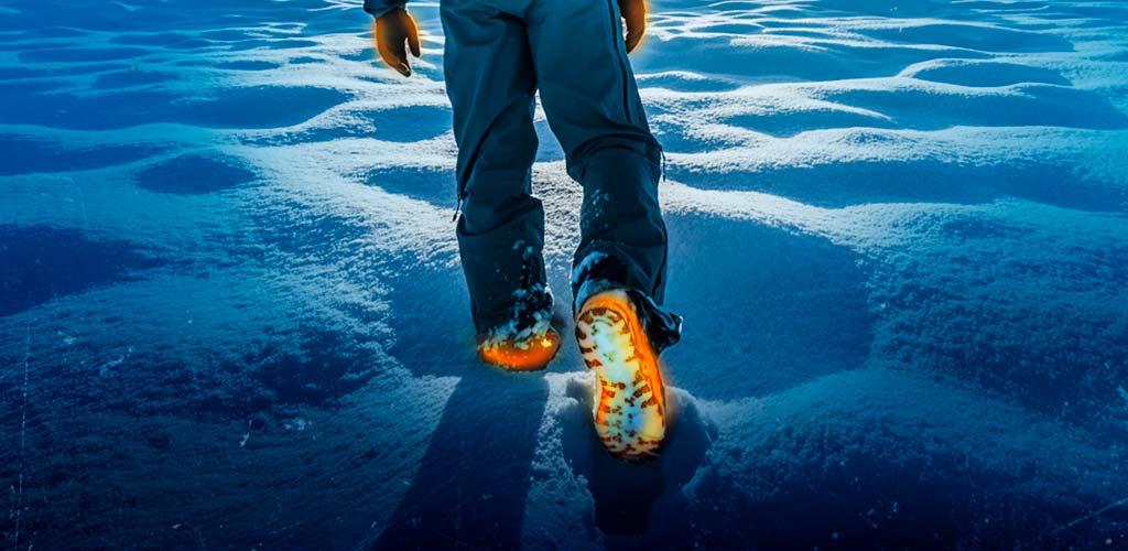 Cold feet