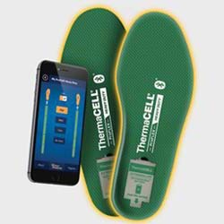 heated bluetooth insoles