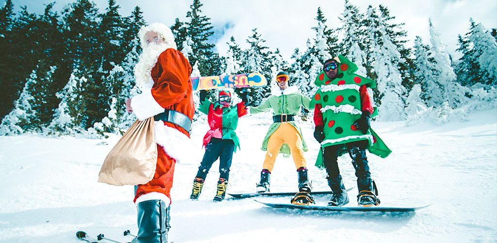 Top 5 Reasons To Book a Christmas Ski Holiday