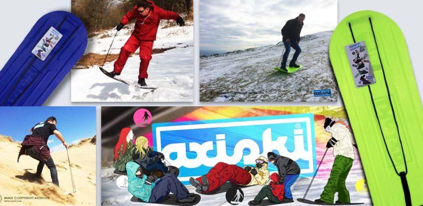 Axiski sledges