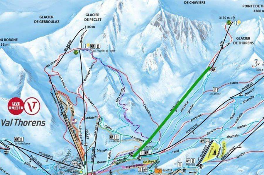 Moraine The New 10 Seater Gondola in Val Thorens Mountain Heaven Blog
