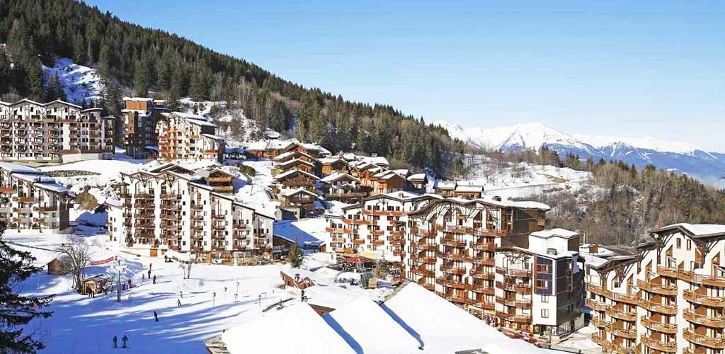 La Tania Ski Resort