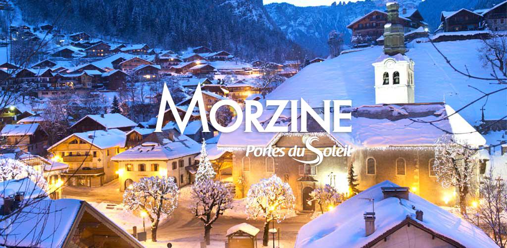Ski holidays in Morzine