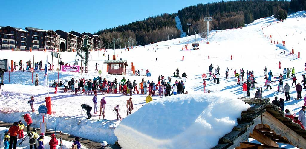 Top 5 Reasons to Visit La Plagne Montalbert