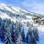 Courchevel Snow Farming