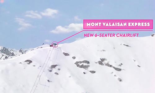 Mont Valaisan Express