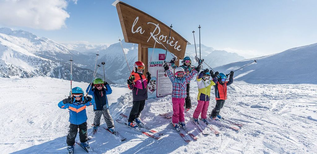 La Rosiere expands their ski area
