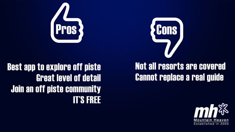fatmap app pros and cons