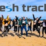 Fresh tracks hosting school