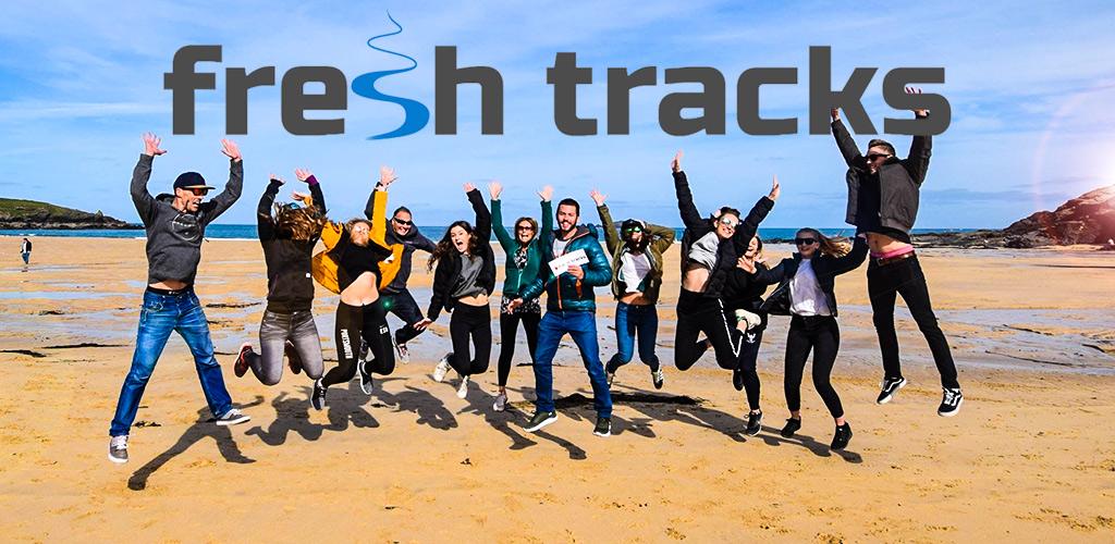 Fresh tracks hosting school