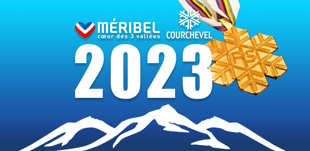 Alpine Ski World Championships coming to Meribel and Courchevel in 2023