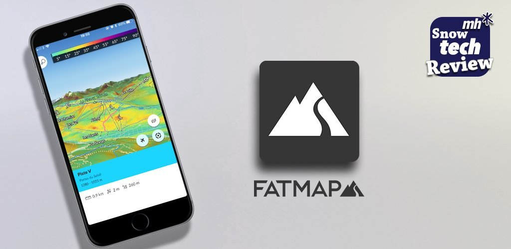 Fatmap, The 3D Ski Mapping App