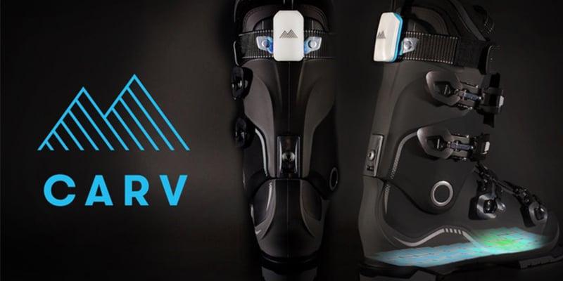 carv skis technology