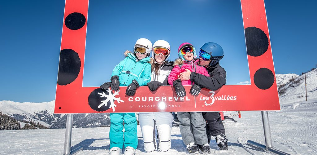 Keeping young kids safe on a ski holiday