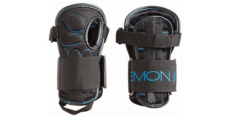 """<h3>Where to buy wrist guards</h3>Demon are a popular brand known for their ski and snowboard accessories – they have a great selection of ski and snowboard <a href=""""https://www.gravityprotection.co.uk/ski-body-armour/DemonFlexwristl.html?gclid=CjwKCAjw85zdBRB6EiwAov3Ris-in8Oe1_MX2cY0KvzhkMm9tX85nBSFkzjcWSoUD_LWBm3iblAQUBoCg5kQAvD_BwE"""">wrist guards</a> to provide you with much needed safety and protection.<br></br>So if you do end up taking a stumble on the slopes and land face down using your hands and arms for protection, the wrist guards will prevent and reduce injuries that could occur.<br></br>You can even get yourself a 2 in 1 deal with ski gloves that are also wristguards, so that saves you one other purchase ahead of your ski trip!<br></br>Thank yourself in advance!"""