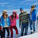 snowboarder teenagers