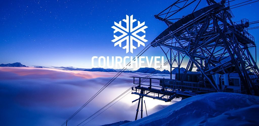 Christmas in Courchevel