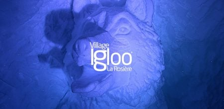 igloo la rosiere
