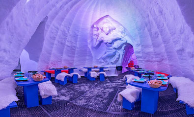 igloo bar la rosiere