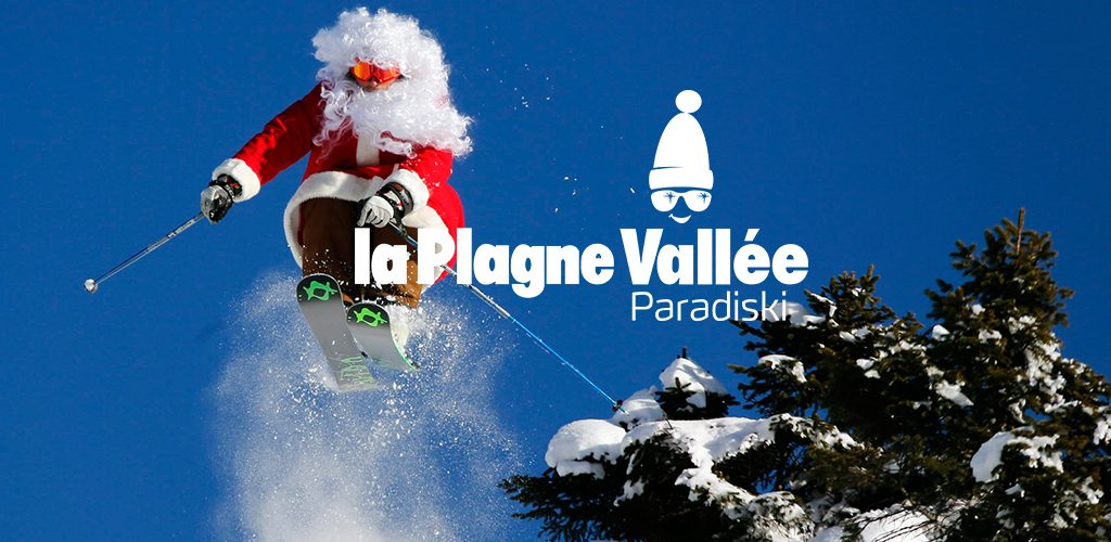Christmas in La Plagne