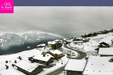 la rosiere resort webcam