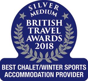 British travel award winner