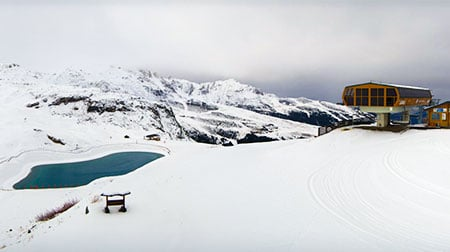 Courchevel webcam