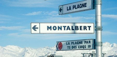 La Plagne Montalbert