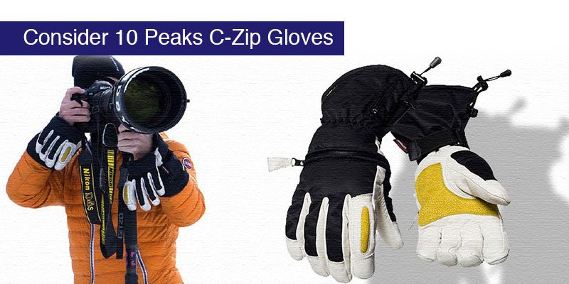 """<h3>Consider the C-Zip gloves</h3>  Handling your phone on lifts or out on the snow can be quite awkward because we usually start off with some big winter gloves on. So typically people take at least one glove off to handle the phone. This can be a bit awkward and can lead to the dropping of your gloves as often as the dropping of the phone. You tend to be passing gloves to people or tucking them under your elbow whilst gripping your phone in one hand. It's a recipe for disaster.   So we made our lives a bit easier by choosing <a href=""""/blog/great-ski-gloves-gear-review/"""" target=""""_blank"""" rel=""""noopener"""">C-Zip Ski and Snowboard Gloves</a>. These are good gloves with a zip behind the knuckles that allows you to pop your hands out whilst wearing them. It means it's easy to handle your phone with your ungloved hands and not have to stash your gloves anywhere. When used in conjunction with the tether, getting your phone out on the ski lifts is a breeze. No more worries about dropping your gloves or fumbling to use your hands out on the snow. Check out our <a href=""""/blog/great-ski-gloves-gear-review/"""" target=""""_blank"""" rel=""""noopener"""">video review article</a>."""
