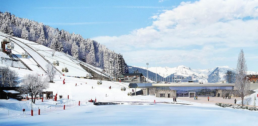New Gondola facilities are game changer for Courchevel Le Praz